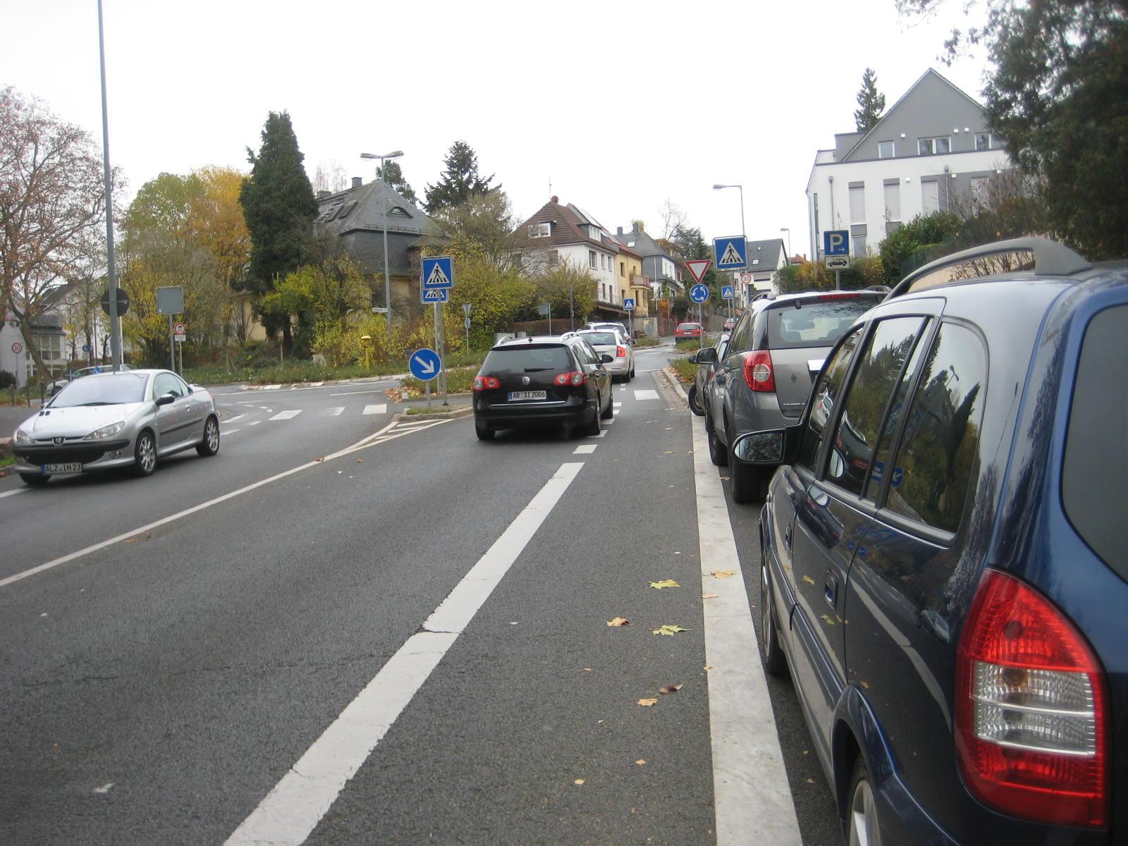 Schulwegcheck - Schweinheimer Straße